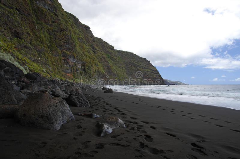 Download Los Nogales Beach. La Palma Stock Photo - Image: 24842604
