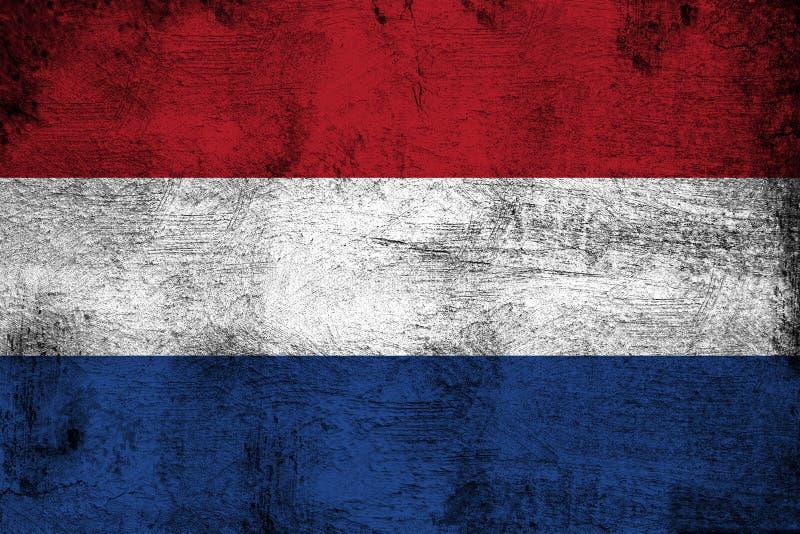 Los Países Bajos stock de ilustración