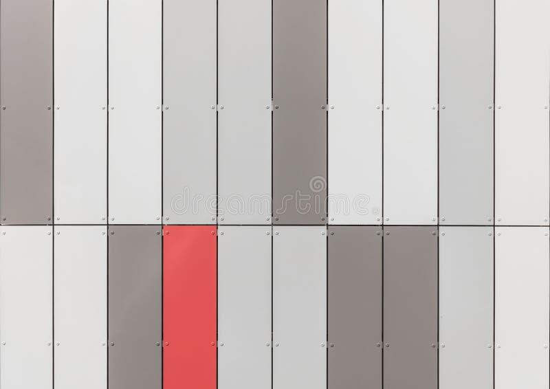 Los paneles coloreados fotos de archivo libres de regalías
