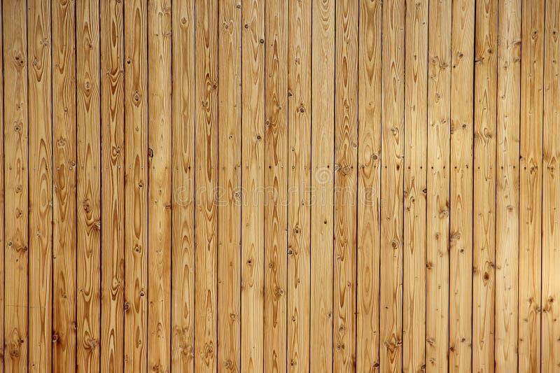 Los paneles de madera de Brown usados como fondo fotografía de archivo libre de regalías