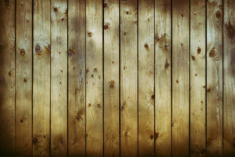 Los paneles de madera de Grunge imagen de archivo