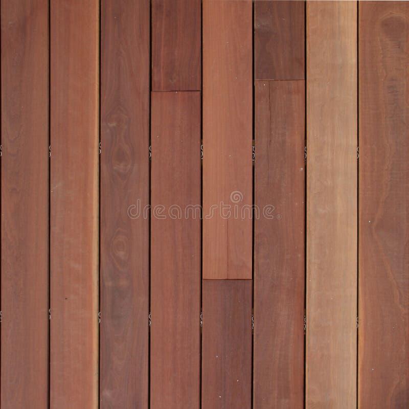 Los paneles de madera inconsútiles foto de archivo