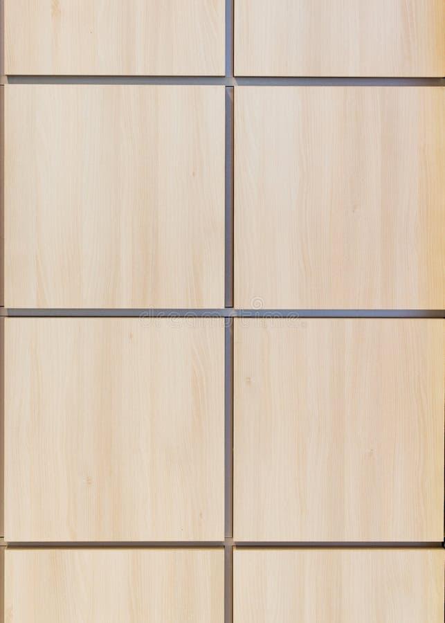 Los paneles de madera simulados textura vista delantera - Paneles madera exterior ...
