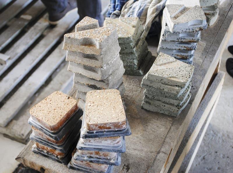 Los paneles de piedra naturales imagen de archivo imagen - Paneles piedra natural ...