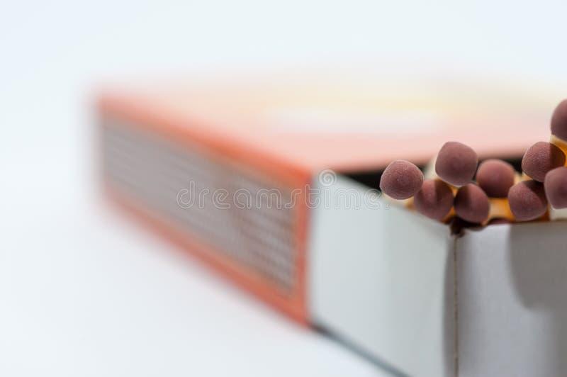 Los partidos de seguridad se cierran encima de tiro fotografía de archivo libre de regalías