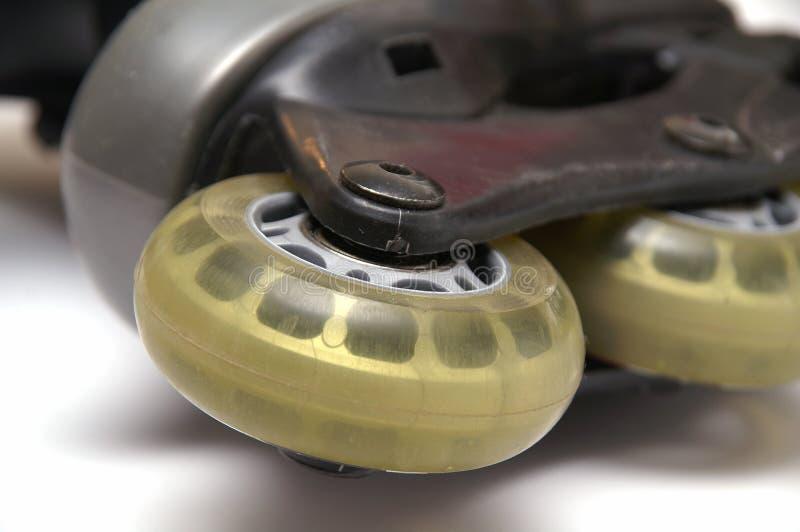 Los pcteres de ruedas foto de archivo libre de regalías