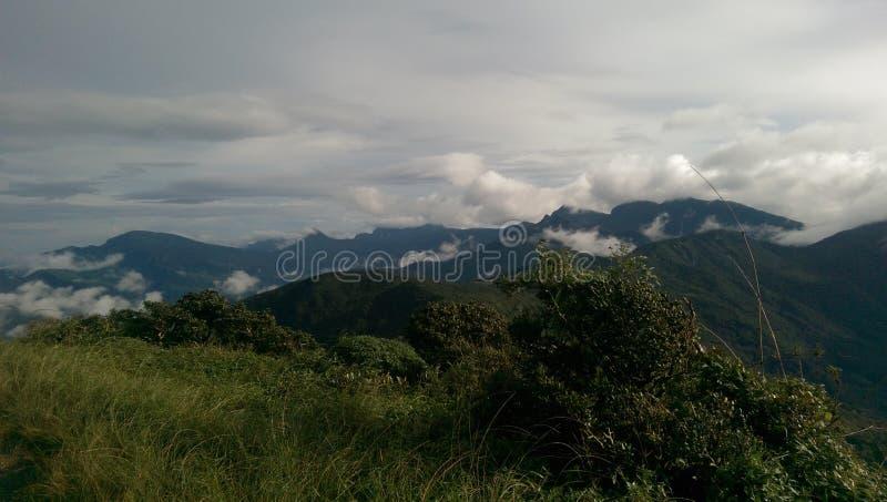 Los ríos entonan Mathale - Sri Lanka foto de archivo