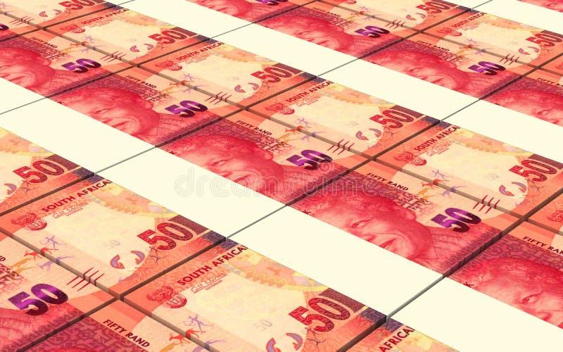 Download Los Randes Sudafricanos Cargan En Cuenta El Fondo De Las Pilas Stock de ilustración - Ilustración de pago, currency: 64213386