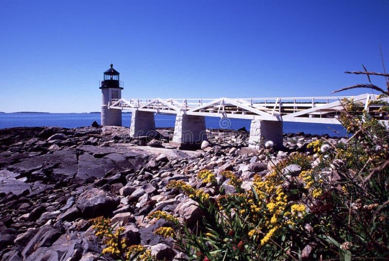 Los Wildflowers acercan a la luz de Marshall pinta, Clyde portuario, YO foto de archivo