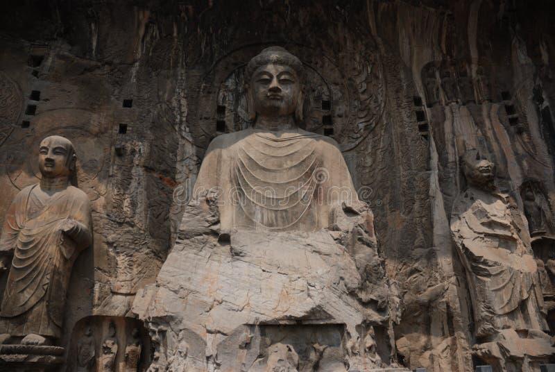 Losana Buddha royaltyfria bilder