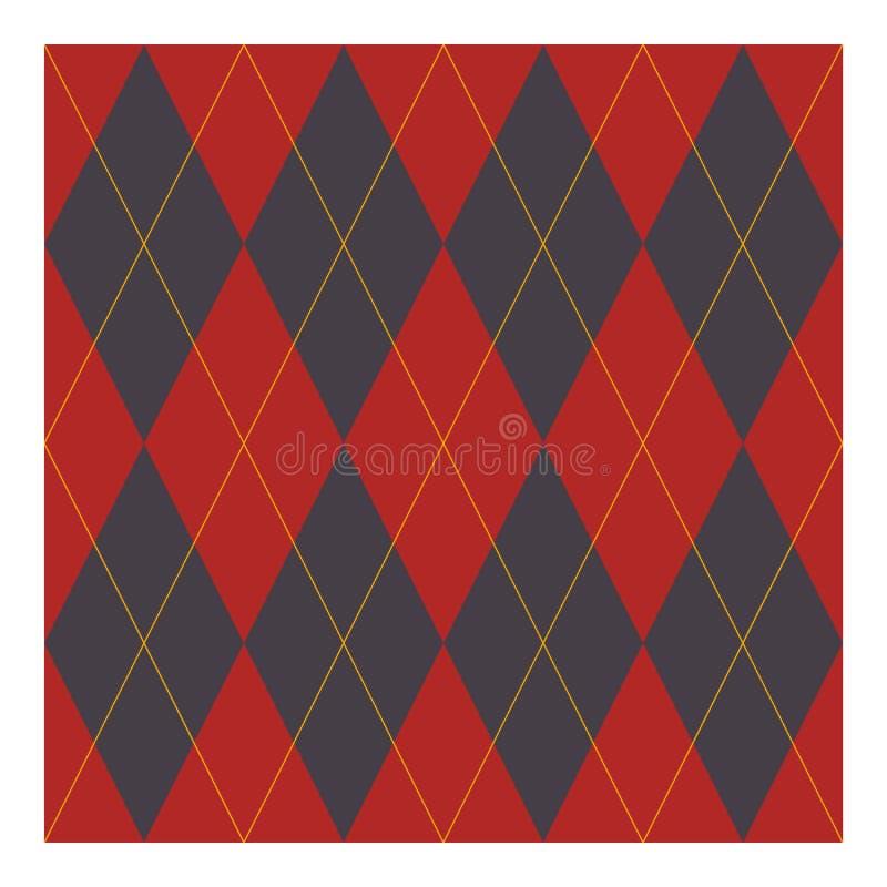 Losanga - progettazione geometrica per tessuto immagine stock libera da diritti