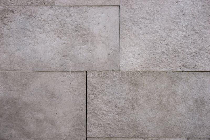 Losas de piedra grises uno al lado del otro imagen de archivo libre de regalías