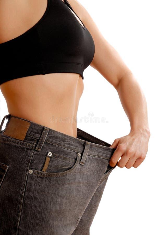 Free Losing Weight Royalty Free Stock Image - 1894626
