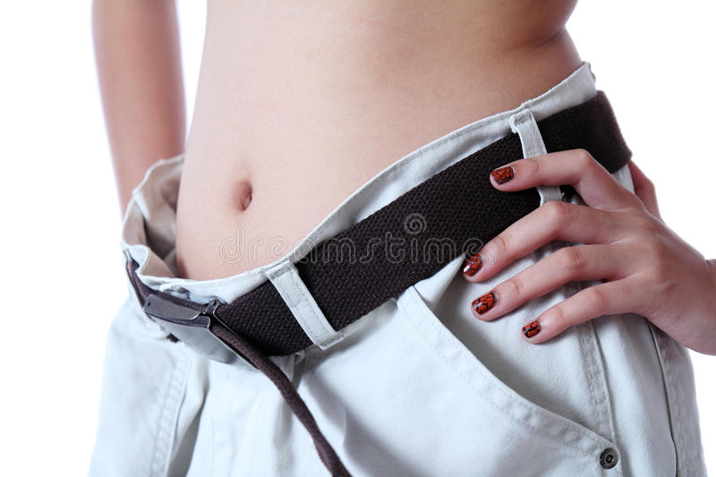 Download Losing Weight stock image. Image of female, care, concept - 24468491