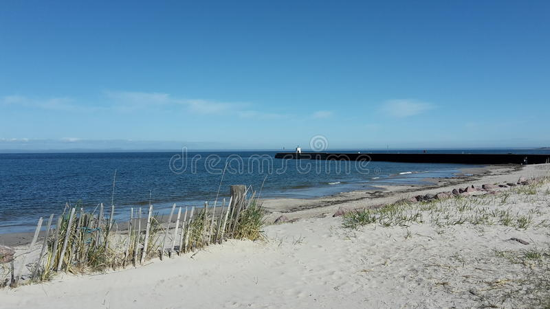 Lossiemouth photographie stock