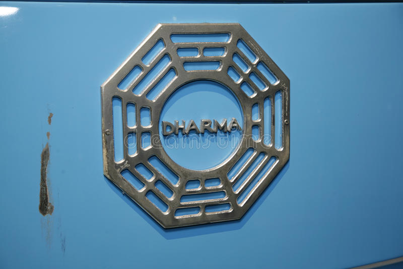 Download Lost Auction DHARMA Initiative Logo Editorial Image - Image: 15684740