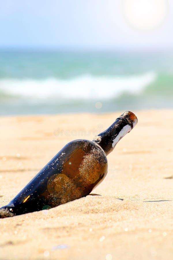Lost bottle