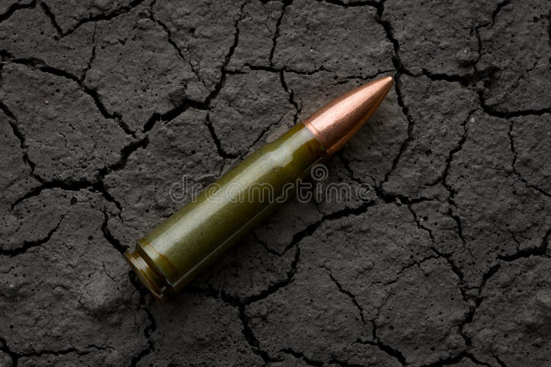 Download Lost cartridge stock photo. Image of ammo, armament, close - 12158154