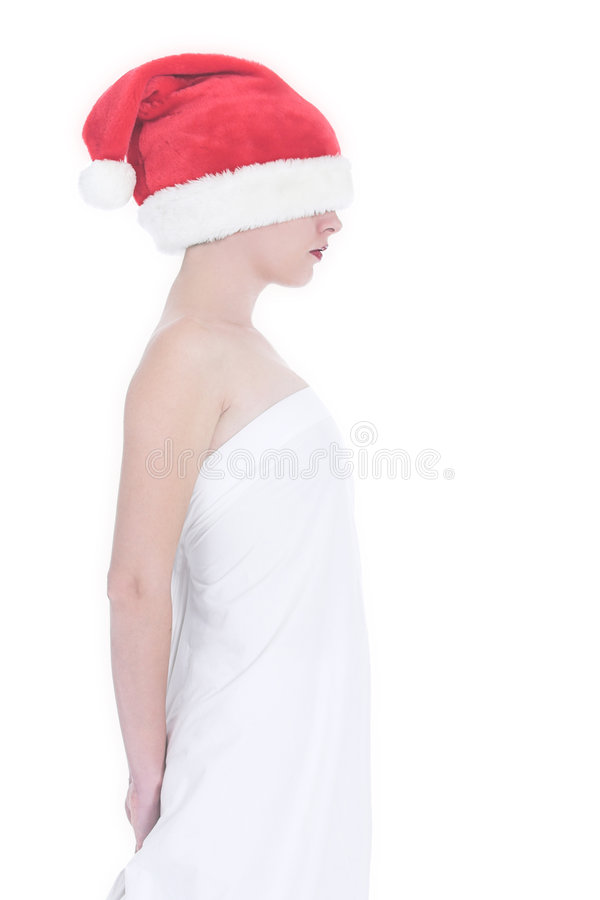 Download Lost christmas girl stock photo. Image of christmas, dream - 1462918