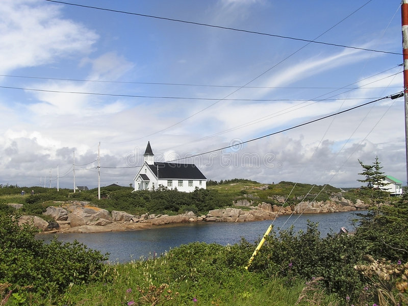 Download Lost Church Stock Photo - Image: 75600