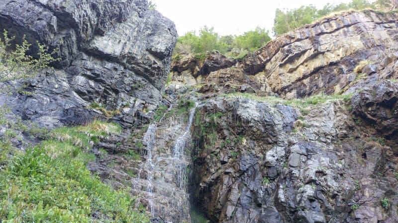 Lost Creek nedg?ngv?r royaltyfri fotografi