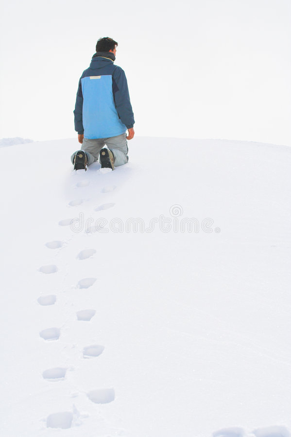 Download Lost Hope Concept Stock Image - Image: 2311401