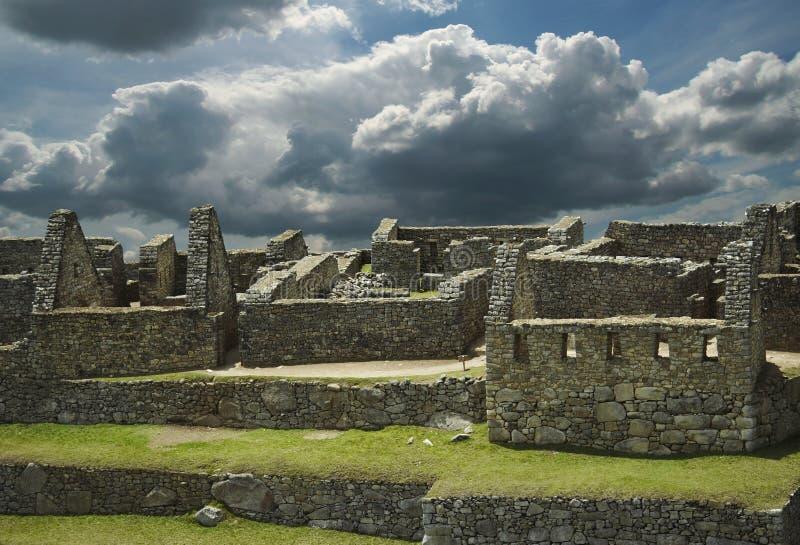 Download Lost Incas City Machu-Picchu Stock Image - Image: 1680621