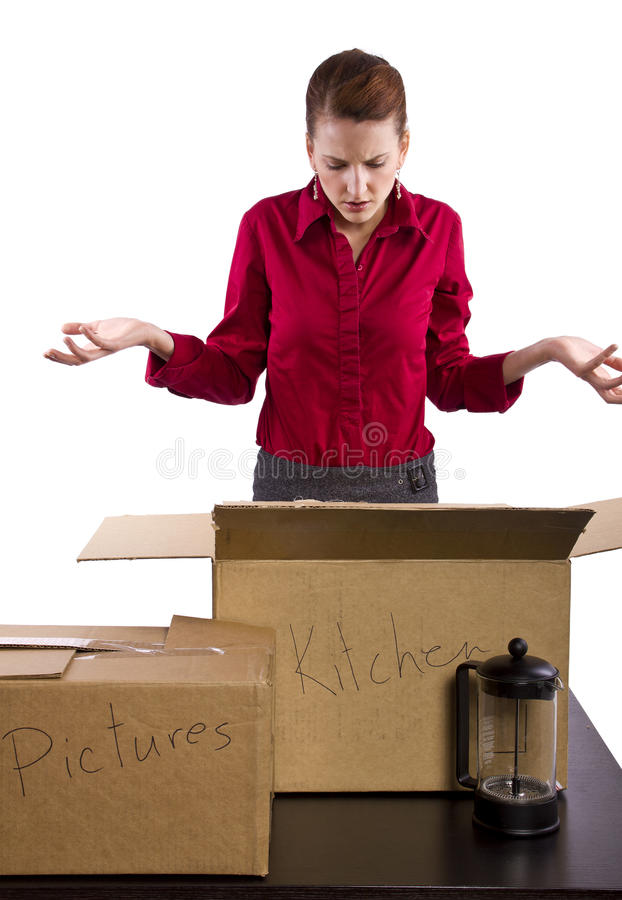 Download Lost Items stock photo. Image of look, container, packing - 32577584