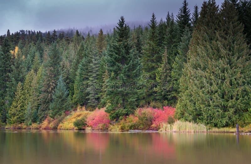 Lost Lake stock photo