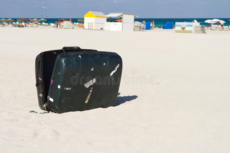 Download Lost luggage stock image. Image of trip, caribbean, water - 19330615