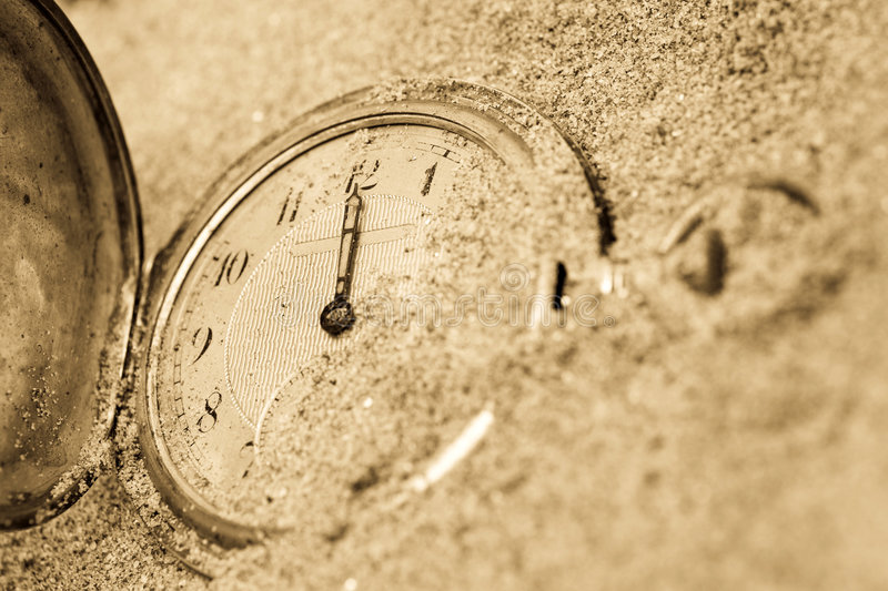 Download Lost Time Royalty Free Stock Images - Image: 5218939