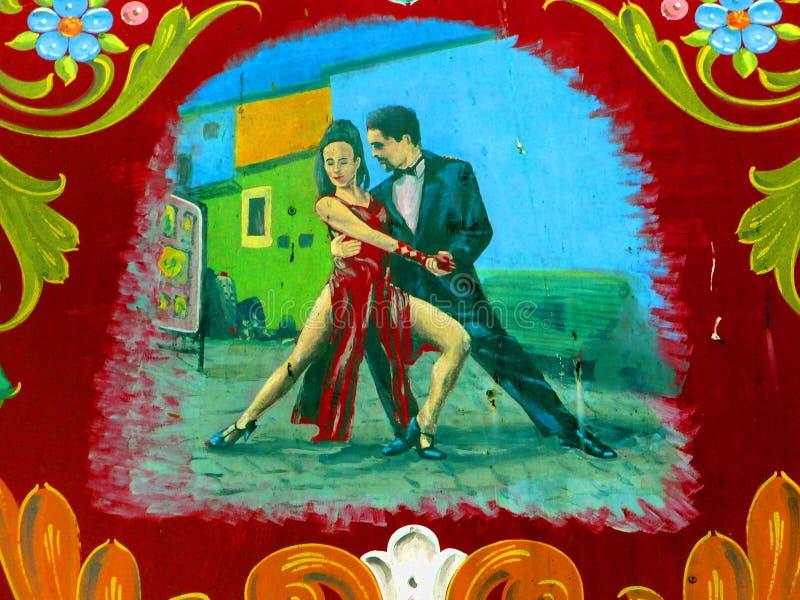Losu Angeles boca fotografia stock