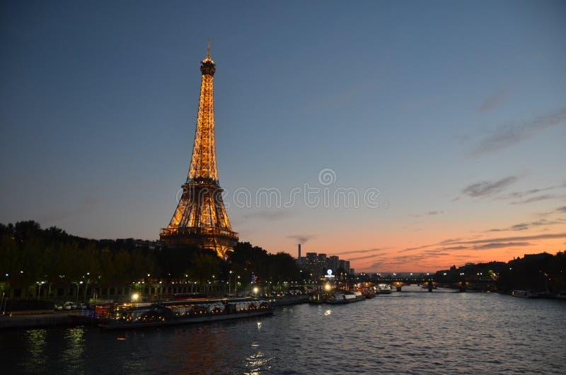 Losu Angeles wonton, Paryż fotografia stock
