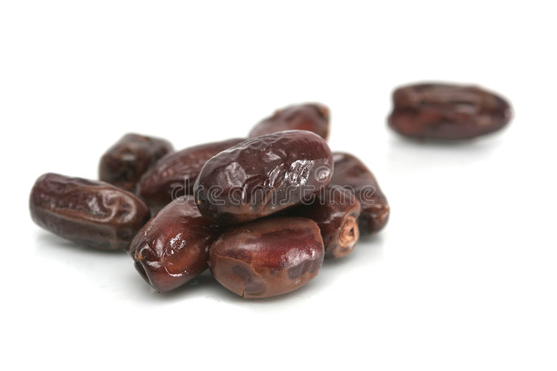 It is a lot of dates royalty free stock photo