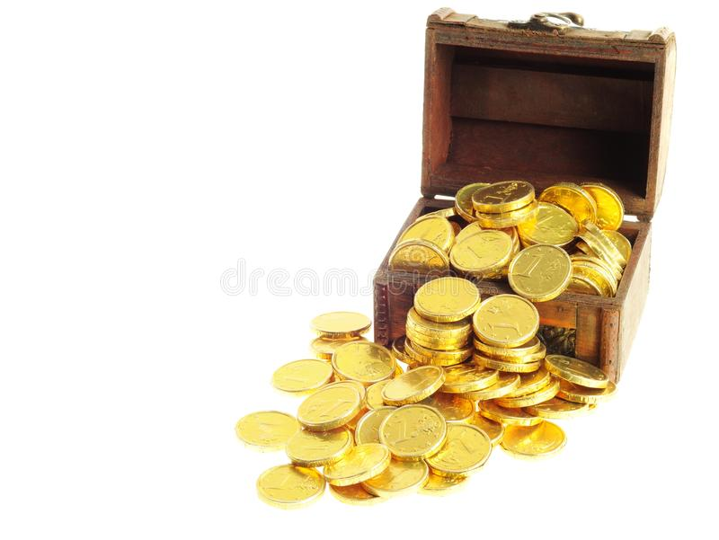 Download Lot of  gold coins stock photo. Image of beautiful, frame - 24504654
