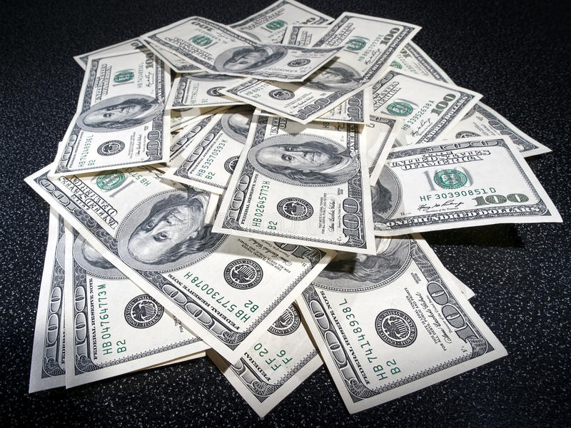 Download A lot of money stock image. Image of many, loan, large - 16359621