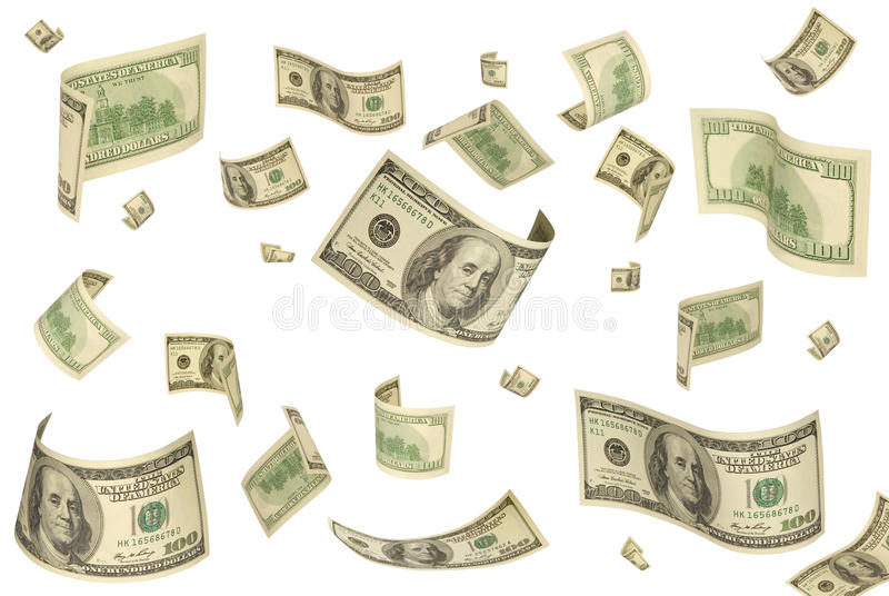 It is a lot of money royalty free stock photo