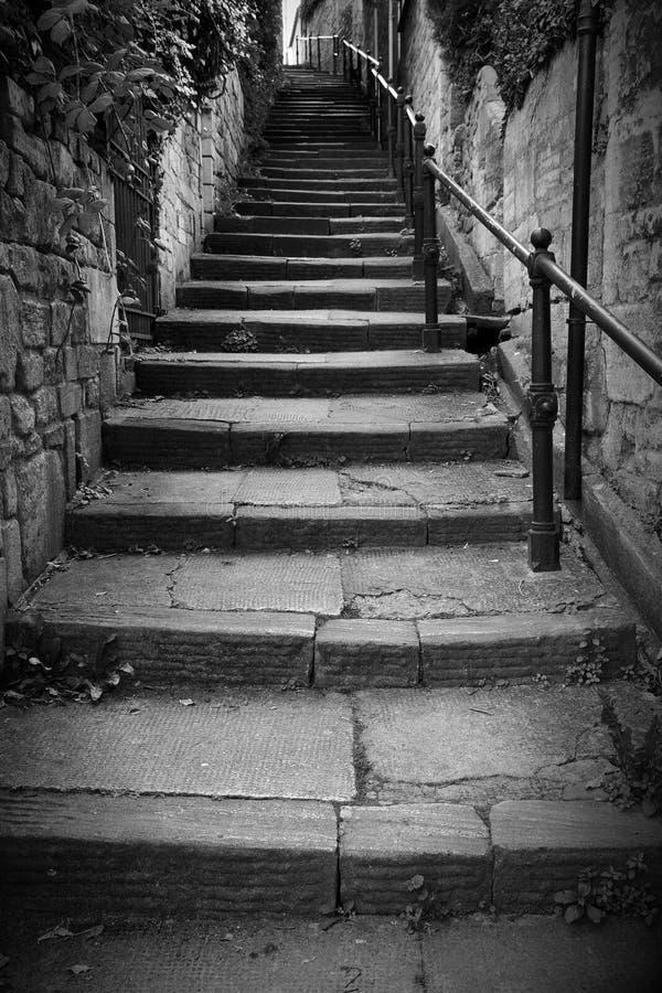 lota kroków kamień zdjęcie royalty free