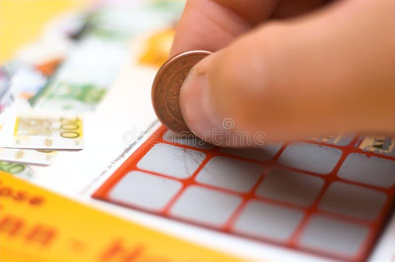 Loterie image libre de droits
