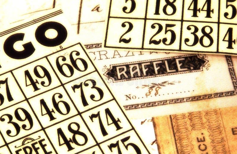 Loterij Royalty-vrije Stock Fotografie