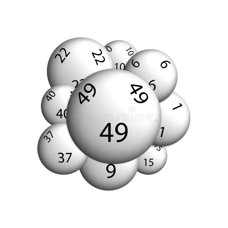 loteryjka ilustracji
