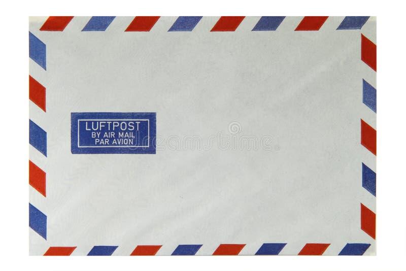lotnicza poczta zdjęcia stock