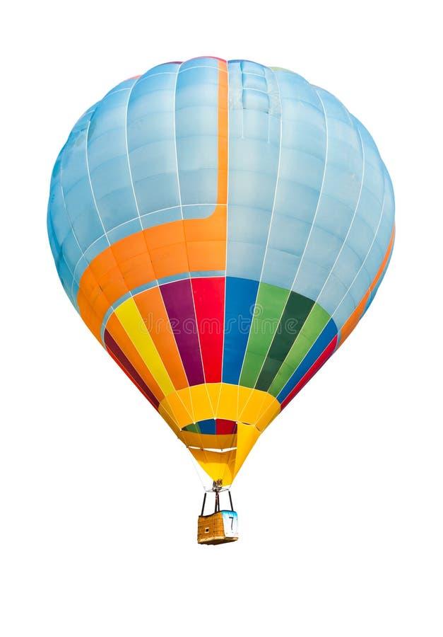 lotniczego balonu kolorowy gorący obraz stock