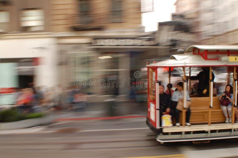 lotniczej bramy piekła s tramwaj obraz stock