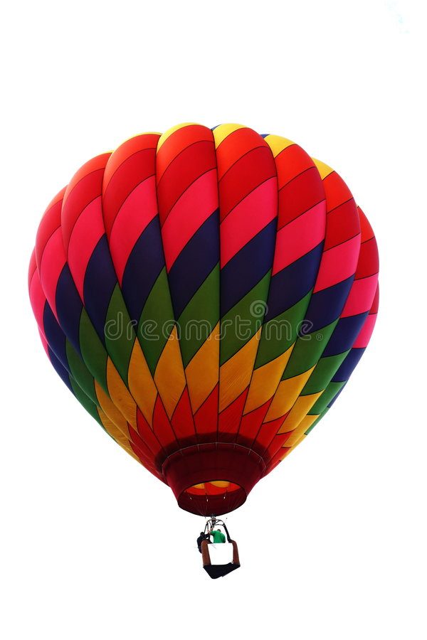 lotniczy balon gorący zdjęcie royalty free