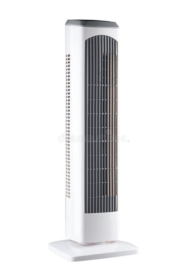 lotniczy conditioner elektrycznego fan przenośne urządzenie zdjęcie stock