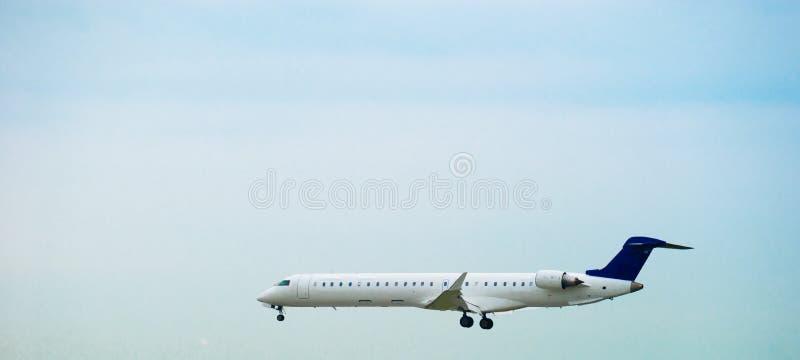 Lotniczy samolot zdjęcia stock