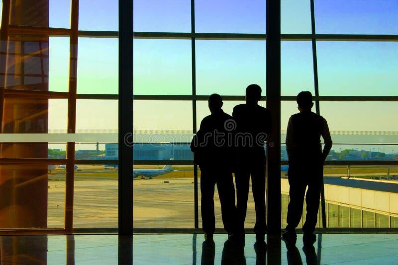 lotnisko fotografia stock