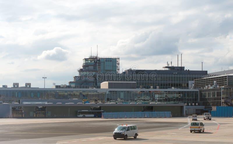 Lotnisko Międzynarodowe zdjęcie royalty free