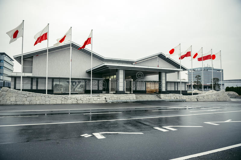 Lotnisko w Tokio obrazy royalty free
